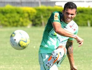 Ramon no treino do Vasco (Foto: Marcelo Sadio / Site Oficial do Vasco da Gama)
