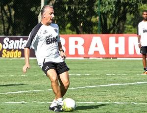 Dorival Junior no treino do Atlético-MG (Foto: Bruno Cantini / Site Oficial do Atlético-MG)