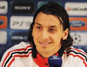 ibrahimovic milan (Foto: EFE)