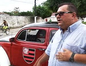 FRAME Murici carro (Foto: Reprodução / TV Globo)