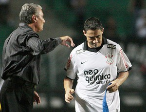 Chicão machucado Corinthians (Foto: Ag. Estado)