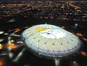 Estádio de La Plata  (Foto: EFE)