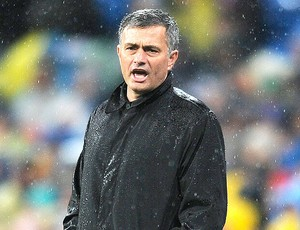 jose mourinho Levante x real madri (Foto: AFP)