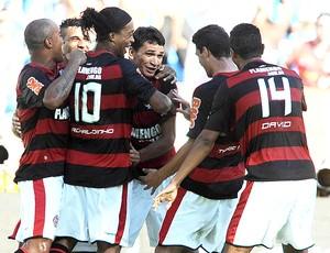 comemoração Flamengo x Botafogo (Foto: VIPCOMM)