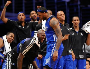 LeBron James All Star Game (Foto: Getty Images)