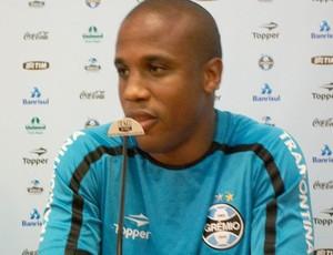 Borges do Grêmio (Foto: Eduardo Cecconi / Globoesporte.com)