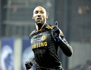 Anelka gol Chelsea (Foto: EFE)