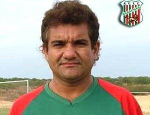 Cícero Ramalho, jogador do Baraúnas (Foto: Reprodução / Site Oficial)