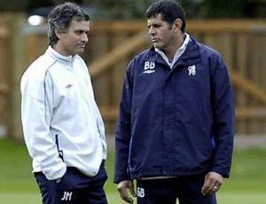 Baltemar Brito, ex-auxiliar de José Mourinho, atual técnico do Al Ittihad da Líbia (Foto: Reprodução)