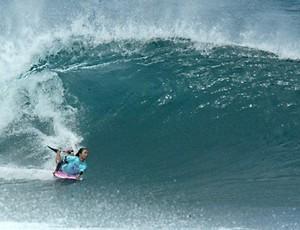 Bete Pereira bodyboard (Foto: Arquivo Pessoal)