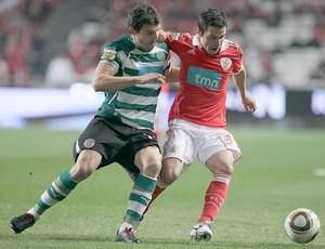Benfica x Sporting (Foto: AP)