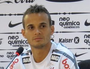 Morais Corinthians (Foto: Carlos Augusto Ferrari / Globoesporte.com)