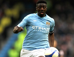 Kolo Toure Manchester City (Foto: Getty Images)
