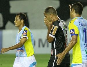 Pequenos perdem o respeito e se agigantam diante do Vasco no Rio (Agência Estado)