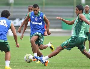 Após gol, Araújo encara com naturalidade condição de reserva (PhotoCamera)