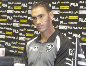 Rodrigo Mancha Botafogo (Foto: Mariana Kneipp / Globoesporte.com)