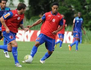 Treino Flamengo (Foto: Sndre Durão / Globoesporte.com)