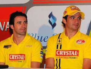 FIA GT: Ricardo Zonta e Enrique Bernoldi (Foto: Divulgação)