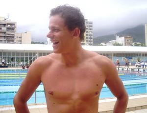 Natação Cesar Cielo (Foto: Danielle Rocha / Globoesporte.com)