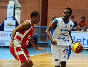 basquete nezinho brasília paulistano (Foto: Thiago Peixoto / Divulgação)