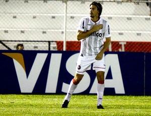 nieto atlético-pr gol paulista copa do brasil (Foto: Agência Futura Press)