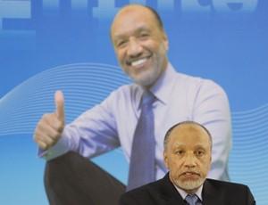 Mohamed Bin Hammam, presidente da AFC e candidato na Fifa (Foto: Reuters)