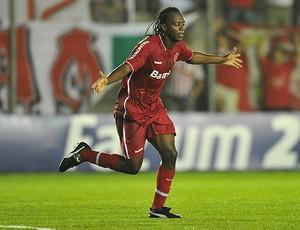 Andrezinho internacional gol são josé  (Foto: Jefferson Botega / Clic RBS)