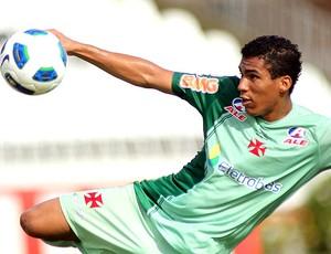 Allan no treino do Vasco (Foto: Maurício Val / Fotocom.net)