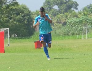 Leo Moura Flamengo (Foto: Igor Christ / Globoesporte.com)