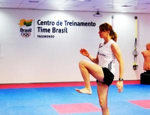 natalia falavigna  taekwondo  (Foto: Helena Rebello/Globoesporte.com)