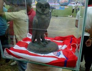 coruja - Barranquilla - donas do campinho - morta (Foto: Reprodução Internet)
