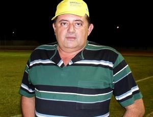 Paulo Wagner presidente horizonte adversário do flamengo copa do brasil (Foto: Divulgação)