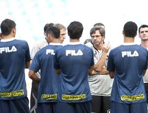 caio jr treino botafogo (Foto: Agência Estado)