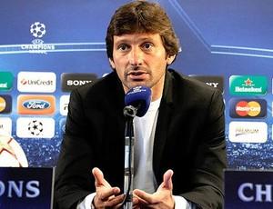 Leonardo, técnico do Inter de Milão (Foto: AFP)
