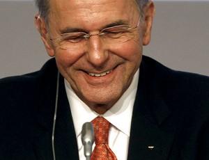 Olimpíadas Jacques Rogge em Londres (Foto: Reuters)