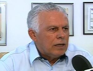 presidente cba Cleyton Pinteiro (Foto: Reprodução/TV Globo)