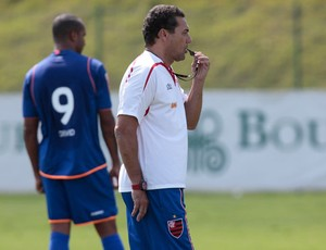 Luxemburgo Flamengo (Foto: Agência Estado)