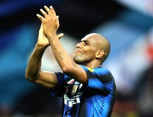 Maicon Inter de Milão (Foto: AFP)