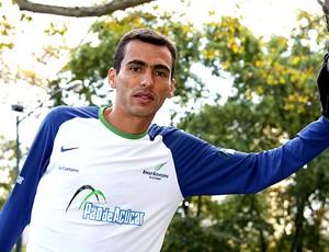 Marilson dos Santos no treino (Foto: Divulgação)