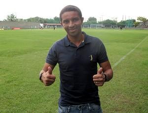 Chiquinho ex-jogador (Foto: Rafael Cavalieri / Globoesporte.com)