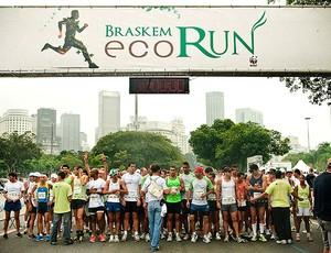 corrida de rua circuito Eco Run (Foto: Divulgação)