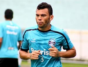 Rodolfo no treino do Grêmio (Foto: Wesley Santos / PressDigital)