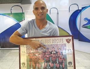 sandro juninho pernambucano (Foto: Rafael Cavalieri/Globoesporte.com)