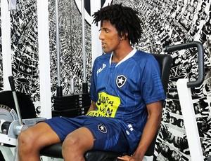 cortes treino Botafogo (Foto: Gustavo Rotstein/Globoesporte.com)