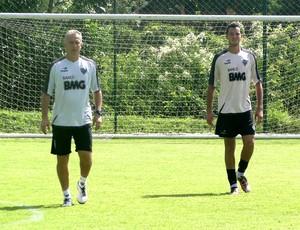 dorival junior rever atlético-mg treino (Foto: Lucas Catta Prêta / Globoesporte.com)