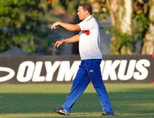 Luxemburgo treino Flamengo (Foto: Vipcom)
