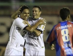 thiago humberto ceara gol tiradentes (Foto: Divulgação / Site Oficial do Ceará)