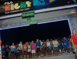 corrida night run (Foto: Divulgação)