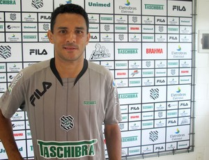 Túlio Figueirense (Foto: Thiago Fernandes / Globoesporte.com)
