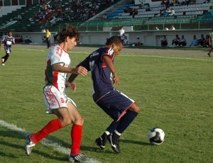 Bahia de Feira e Serrano brigam por vaga na semifinal do Campeonato Baiano (Foto: Divulgação)